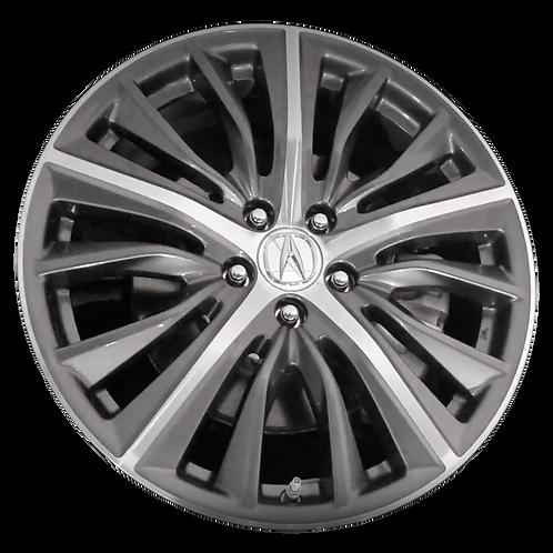 "19"" 2018-2020 Acura TLX Machined Grey Wheel 71856"