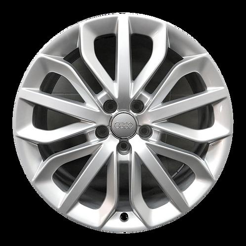 """19"""" 2012-2015 Audi A6 Silver Wheel 58896"""