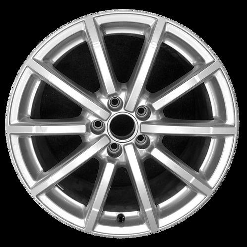 "18"" 2015-2018 Audi A3 Hyper Silver Wheel 58949"