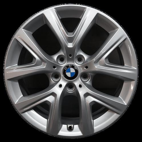 "17"" 2019-2020 BMW X1 Silver Wheel 86477 Style 574"