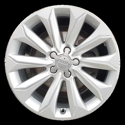 """18"""" 2013-2016 Audi Allroad Silver Wheel 70004"""