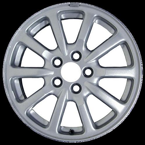 """17"""" 2005 Buick Terraza Silver Wheel 4060"""