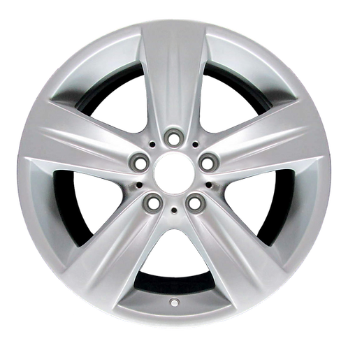 """18"""" 2006-2012 BMW 323i 325i 328i 330i 330i Silver Rear Wheel 59619 Style 189"""