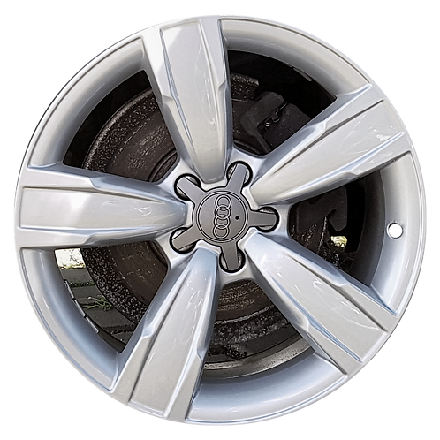 "18"" 2013-2016 Audi Allroad Silver Wheel 58922"