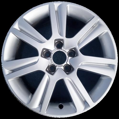 """17"""" 2016-2011 Audi A4 Silver Wheel 58836"""