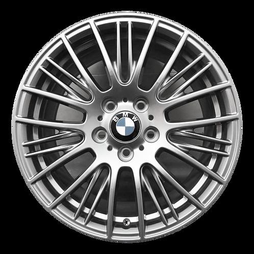 """18"""" 2014-2020 BMW 228i 230i M235i M240i Hyper Silver Rear Wheel 86137 Style 388"""