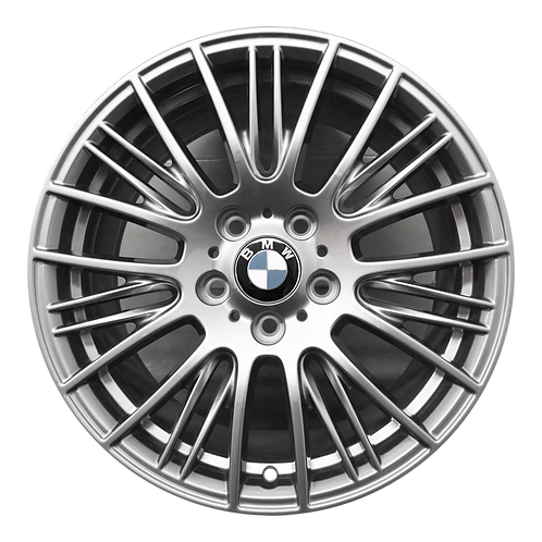 "18"" 2014-2020 BMW 228i 230i M235i M240i Hyper Silver Front Wheel 86131 Style 388"