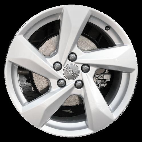 "18"" 2019-2020 Audi Q3 Silver Wheel 59119 & 96894"