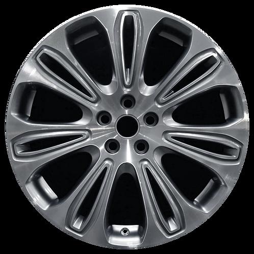 "20"" 2018-2019 Buick LaCrosse Machined Silver Wheel 4122"