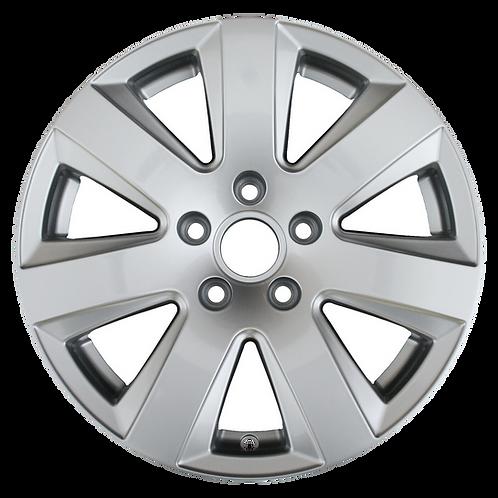 """16"""" 2007-2011 Audi A4 Silver Wheel 58808"""