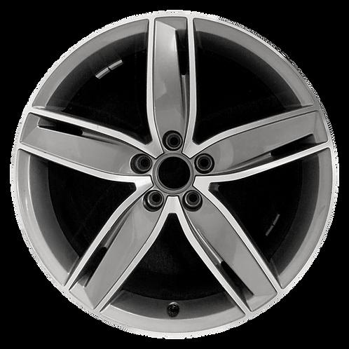 "19"" 2015-2020 Audi A3 S3 Silver Wheel 58950"