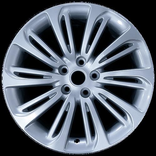 """18"""" 2017-2019 Buick LaCrosse Silver Wheel 4780"""