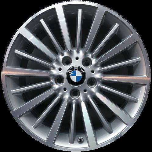 """18"""" 2012-2020 BMW 320i 328i 428i 430i 435i 440i Machined Wheel 71544 Style 416"""