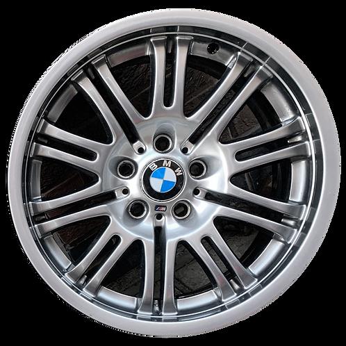 "18"" 2001-2006 BMW M3 Hyper Silver Front Wheel 59367 Style 67"
