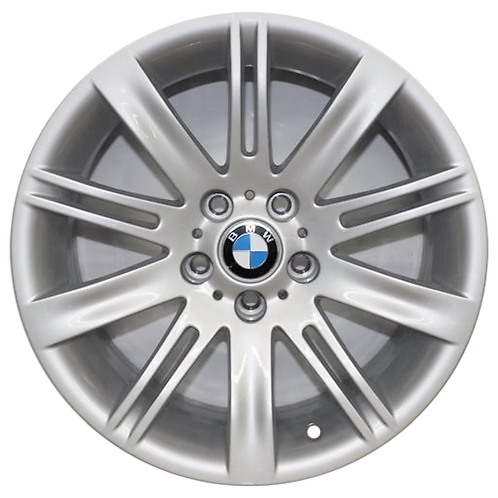 """18"""" 2004-2010 BMW 645i 650i Silver Front Wheel 59488 Style 120"""