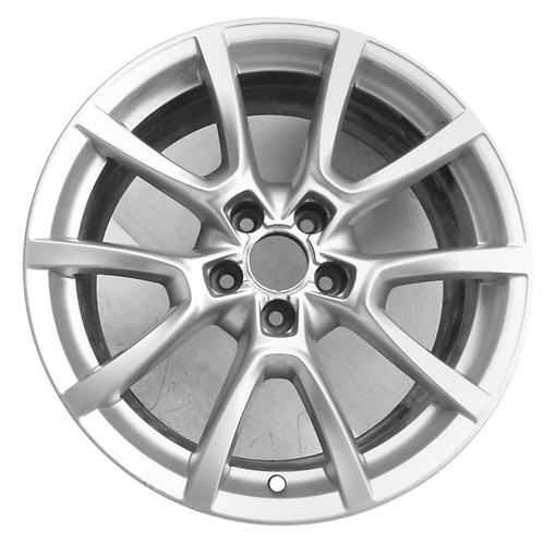 "18"" 2009-2017 Audi Q5 Silver Wheel 58889 & 58865"
