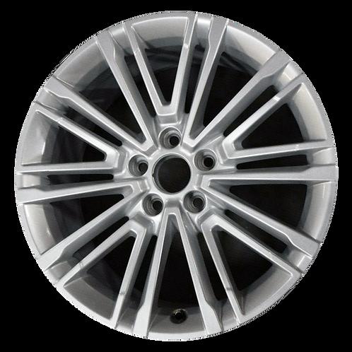 """18"""" 2017-2018 Audi A3 Silver Wheel 59023"""