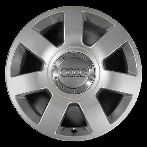 """17"""" 2003-2005 Audi A8 Silver Wheel 58774"""