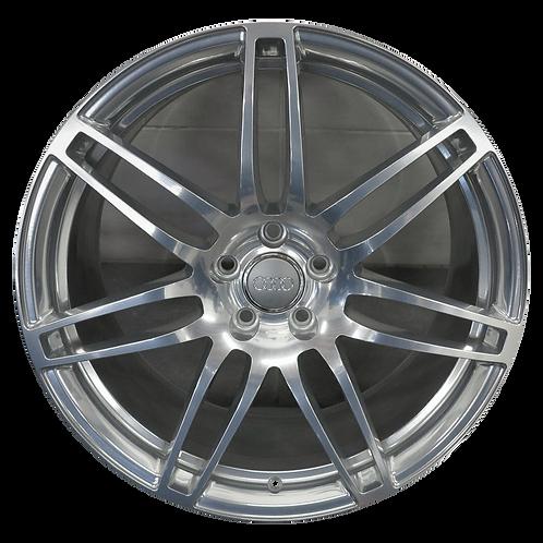 """20"""" 2007-2010 Audi A8 S8 Polished Wheel 58813"""