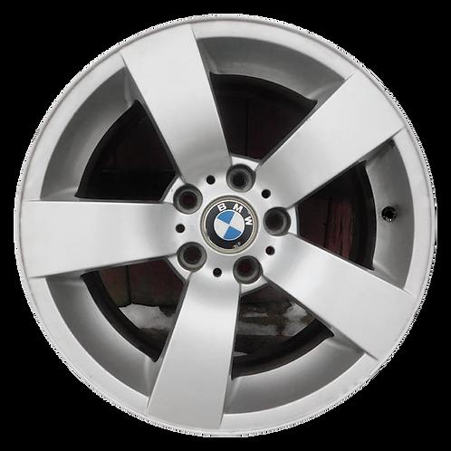 """17"""" 2006-2010 BMW 525xi 528xi 530xi 535xi Silver Wheel 59558 Style 122"""
