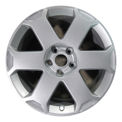 "17"" 2005-2006 Audi A4 S4 Silver Wheel 58777 &58796"