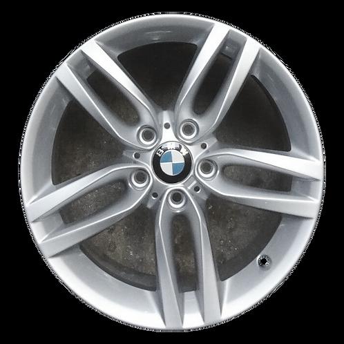 """18"""" 2014-2020 BMW 228i 230i M235i M240i Silver Rear Wheel 86133 Style 461"""
