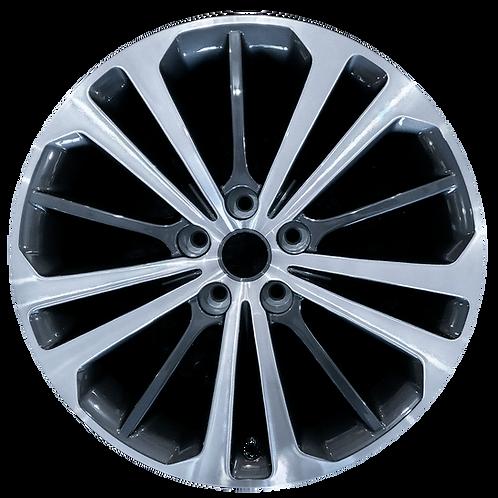"18"" 2018-2020 Buick Regal Machined Charcoal Wheel 4812"