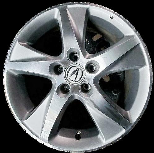 "17"" 2012-2014 Acura TSX Machined Charcoal Wheel 71781"