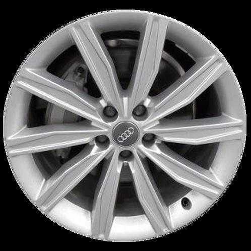 """19"""" 2020 Audi A6 Silver Wheel 59100"""