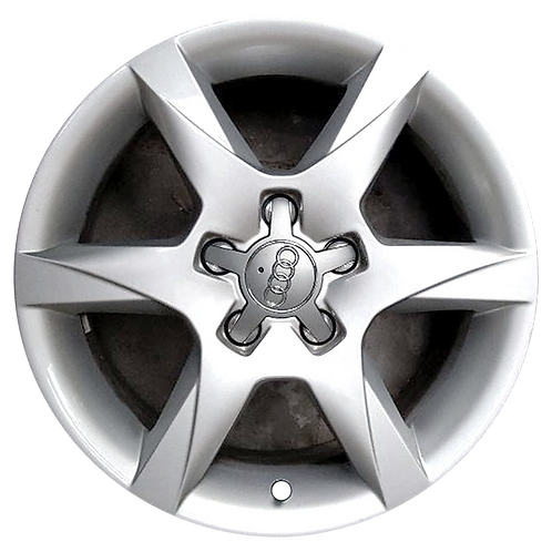 """16"""" 2007-2010 Audi A6 Silver Wheel 58812"""