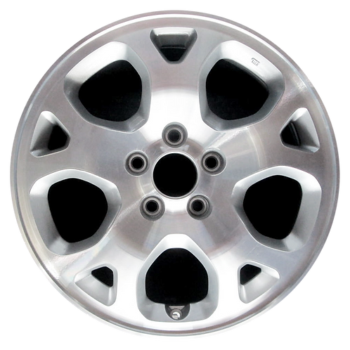 "17"" 2001-2002 Acura MDX Machined Silver Wheel 71712"