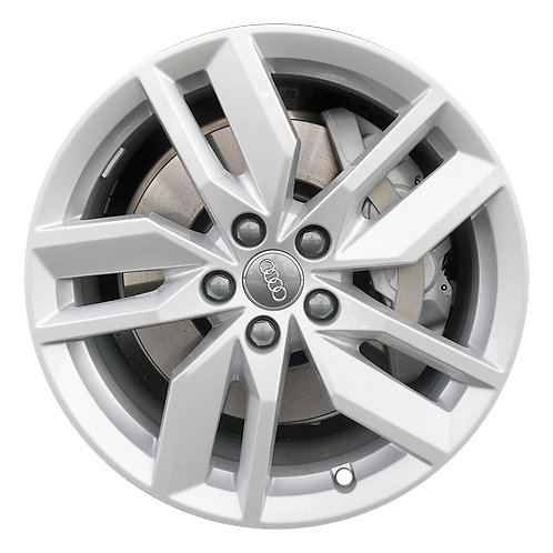 "18"" 2020 Audi Q5 Silver Wheel 59096"