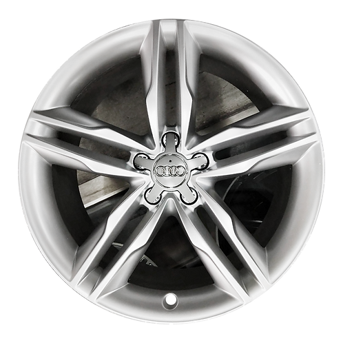 "20"" 2013-2018 Audi S7 Silver Wheel 58921"