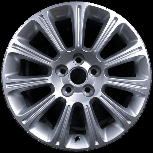 """18"""" 2013 Buick LaCrosse Silver Wheel 4133"""