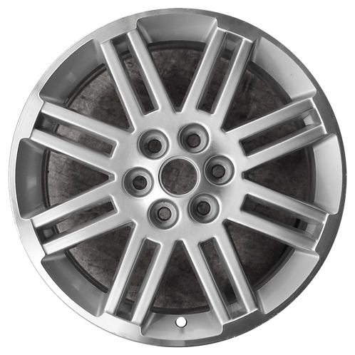 """20"""" 2009-2012 Enclave Traverse Acadia Outlook Machined Silver Wheel 7063"""