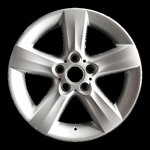 "17"" 2001–2006 BMW 320i 323i 325i 330i Silver Wheel 59430 Style 119"