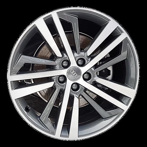 "20"" 2018-2020 Audi Q5 Machined Grey Wheel 59038 &  59099"