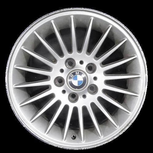 """18"""" 2000-2001 BMW 740i Silver Wheel 59392 Style 61"""
