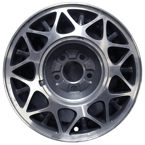 """16"""" 2000-2004 Buick LeSabre Machined Charcoal Wheel 4034"""
