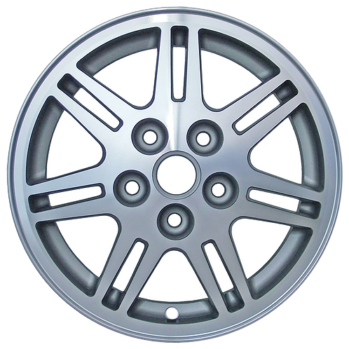 "15"" 1999-2004 Buick Regal Machined Silver Wheel 4032"