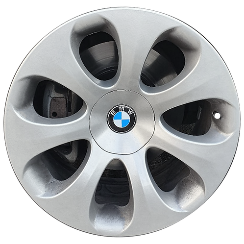 """18"""" 2004-2010 BMW 645i 650i Silver Front Wheel 59493 Style 121"""