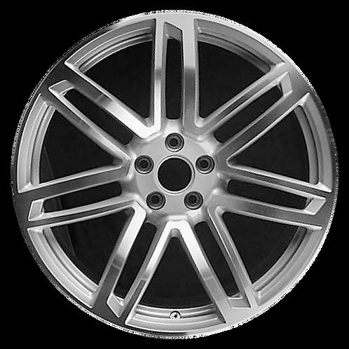 "19"" 2016-2018 Audi A7 Hyper Silver Wheel 58980"