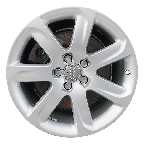 """18"""" 2012-2015 Audi A7 Silver Wheel 58882"""