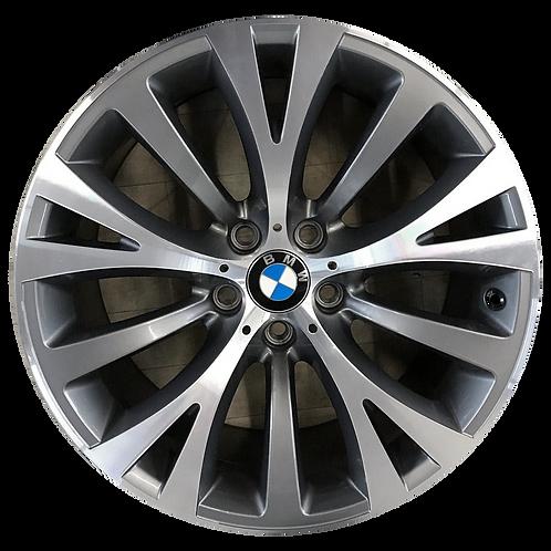 "19"" 2010-2017 BMW 535i GT 550i GT 740i 750i Grey Front Wheel 71369 Style 315"