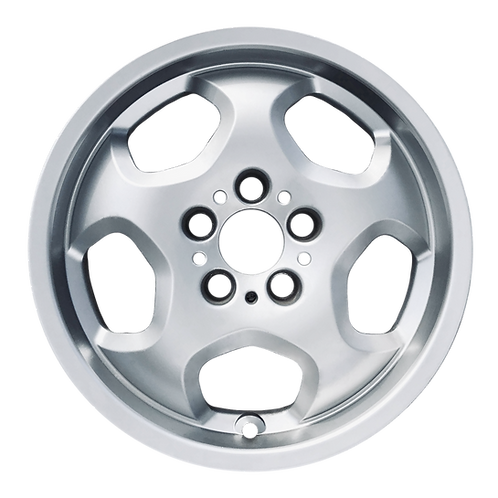 "17"" 1995-2002 BMW 318i 323i 328i M3 Z3 Silver Rear Wheel 59230 Style 33"