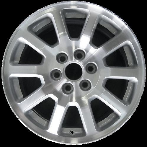 "17"" 2006-2007 Buick Terraza Machined Silver Wheel 4011"