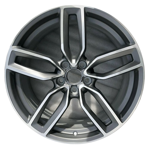 "21"" 2014-2017 Audi SQ5 Machined Grey Wheel 58934"