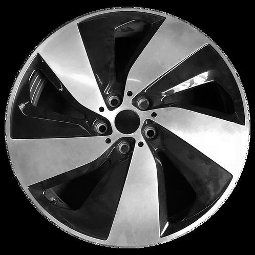 "19"" 2014-2019 BMW i3 Machined Black Front Wheel 86167 & 86168 Style 429"