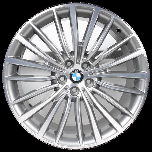 """20"""" 2019-2020 BMW 840i M850i Machined Grey Front Wheel 86424 Style 700"""