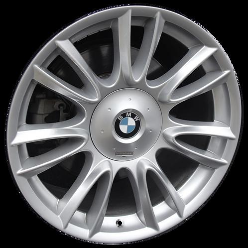 """20"""" 2009-2017 BMW 535i GT 550i GT 740i 750i Silver Rear Wheel 71376 Style 301"""